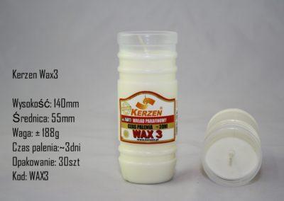 Kerzen WAX3