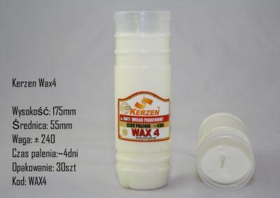 Kerzen WAX4